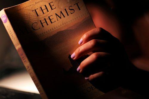 'The Alchemist' by Paulo Coelho