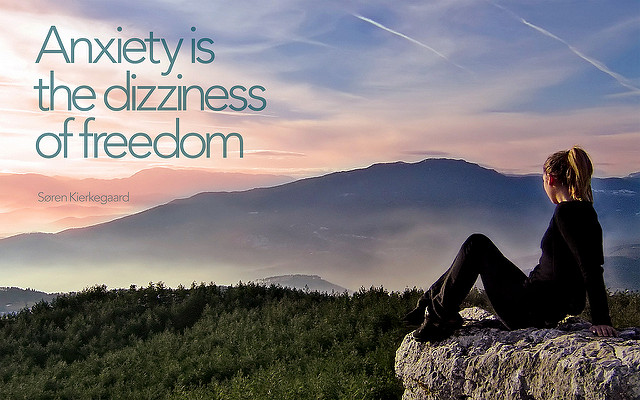 Anxiety and My Road to Wholeness